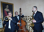 INTRATTENIMENTO MUSICALE<br /> COMPLEANNO DIZZY ALFONS - PALAZZO SACCHETTI ROMA 2008