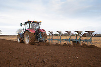 14/12/2020 Ploughing in Rutland <br /> ©Tim Scrivener Photographer 07850 303986<br />      ....Covering Agriculture In The UK....
