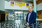 Institute of Technology Tralee President, Dr Brendan O'Donnell