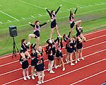 2009 St. Martin's Cheerleaders