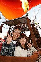 20121109 November 09 Hot Air Balloon Cairns