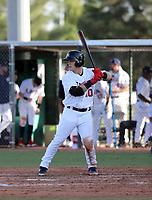 Daulton Varsho - USA Baseball Premier 12 Team - October 25- 28, 2019 (Bill Mitchell)