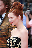 'Wonderstruck' Red Carpet Arrivals - The 70th Annual Cannes Film Festival<br /> CANNES, FRANCE - MAY 18: T.J. Miller and Kate Gorney attend the 'Wonderstruck' screening during the 70th annual Cannes Film Festival at Palais des Festivals on May 18, 2017 in Cannes, France