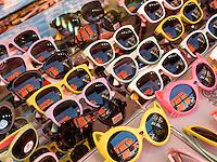 Sonnenbrillen auf dem Namdaemun Markt, Seoul, Südkorea, Asien<br /> sun-glasses  at Namdaemun market, Seoul, South Korea, Asia