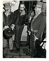 le Beaver Club<br /> , 1981<br /> <br /> PHOTO : Agence Quebec Presse