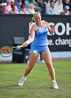Netherlands, Rosmalen , June 08, 2015, Tennis, Topshelf Open, Autotron, Kiki Bertens (NED)<br /> Photo: Tennisimages/Henk Koster