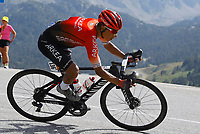 11th July 2021, Ceret, Pyrénées-Orientales, France; Tour de France cycling tour, stage 15, Ceret to  Andorre-La-Vieille;    QUINTANA Nairo (COL) of TEAM ARKEA - SAMSIC during stage 15 of the 108th edition of the 2021 Tour de France cycling race, a stage of 191,3 kms between Ceret and Andorre-La-Vieille.