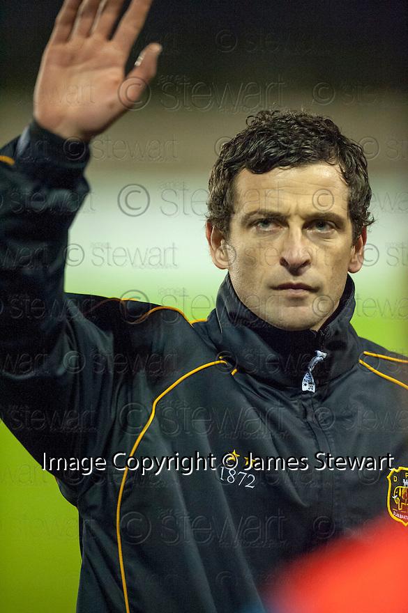 Dumbarton interim manager Jack Ross ?