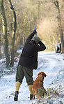 Pix: Shaun Flannery/shaunflanneryphotography.com...COPYRIGHT PICTURE>>SHAUN FLANNERY>01302-570814>>07778315553>>..19th December 2009................Brodsworth Shoot