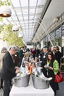 Wine tasting event at Eventi Hotel New York
