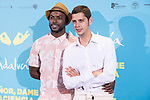 "Bore Buika and Eduardo Casanova attends to premiere of ""Senor, dame paciencia"" at Fortuny Palace in Madrid, June 15, 2017. Spain.<br /> (ALTERPHOTOS/BorjaB.Hojas)"
