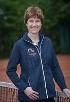 May18, 2017, Netherlands, Almere, Centerpoint Tennis Center, New Sjeng Schalken Tennis outfits for KNLTB staff, Babette Pluim<br /> Photo: Tennisimages/Henk Koster