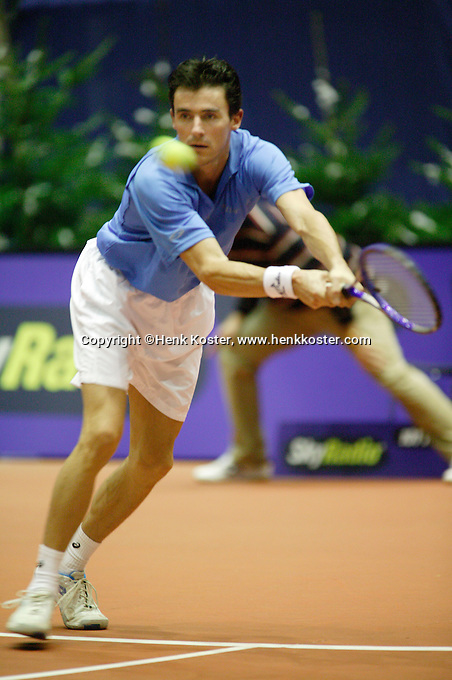 14-12-06,Rotterdam, Tennis Masters 2006,  Eric  Reuijl