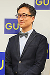 Osamu Yunoki, Mar 05, 2013 : media conference for G.U. Spring & Summer 2013 Business Strategies in Tokyo on March 5, 2013.  (Photo by Yohei Osada/AFLO)