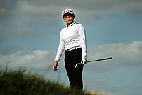 Misong Jang. Day one of the Renaissance Brewing NZ Stroke Play Championship at Paraparaumu Beach Golf Club in Paraparaumu, New Zealand on Thursday, 18 March 2021. Photo: Dave Lintott / lintottphoto.co.nz