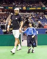 10-2-10, Rotterdam, Tennis, ABNAMROWTT, .Playerescort