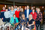 helen Stapleton, Ardfert, seated centre, celebrated her 60th birthday last Friday night in the Ballyroe heights hotel, Tralee along with many friends and family.