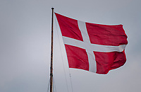 Danish flag <br /> <br /> UCI 2019 Cyclocross World Championships<br /> Bogense / Denmark<br /> <br /> ©kramon