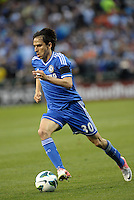 Yossi Benayoun Chelsea in action..Manchester City defeated Chelsea 4-3 in an international friendly at Busch Stadium, St Louis, Missouri.