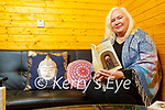 Jane Donnelly, Angel Intuitive & Faith Healer at her home in Ballytrasna, Killarney