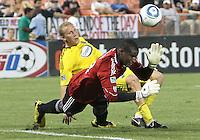 DC United vs Columbus Crew September 01 2010