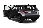Car images of 2019 Honda Passport Sport 5 Door SUV Doors