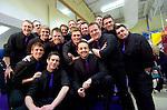 241108 Only Men Aloud choir cd launch