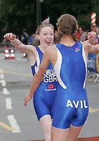 European Elite Triathlon Championships 2007