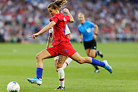 Saint Paul, MN - Tuesday September 03, 2019 : Tobin Heath #17 during a 2019 Victory Tour match between Portugal and the United States at Allianz Field, on September 03, 2019 in Saint Paul, Minnesota.