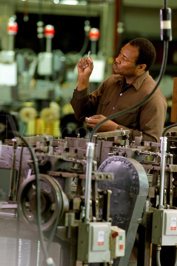 "#JP952 ""Quality Control At Paper Clip Factory"