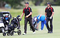 Round One of the 2020 Interprovincial Golf Championships, Whitford Gold Club, Auckland, New Zealand, Tuesday 24 November 2020. Photo: Simon Watts/www.bwmedia.co.nz