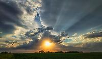 Saskatchewan, Land Of Living Skies