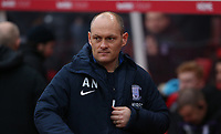Preston North End manager Alex Neil <br /> <br /> Photographer Stephen White/CameraSport<br /> <br /> The EFL Sky Bet Championship - Stoke City v Preston North End - Saturday 26th January 2019 - bet365 Stadium - Stoke-on-Trent<br /> <br /> World Copyright © 2019 CameraSport. All rights reserved. 43 Linden Ave. Countesthorpe. Leicester. England. LE8 5PG - Tel: +44 (0) 116 277 4147 - admin@camerasport.com - www.camerasport.com