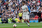 Real Madrid's Marco Asensio during La Liga match between Real Madrid and Athletic Club de Bilbao at Santiago Bernabeu Stadium in Madrid, Spain. April 21, 2019. (ALTERPHOTOS/A. Perez Meca)