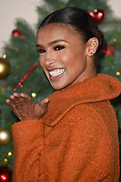 "Melody Thornton<br /> arriving for the ""Surviving Christmas with the Relatives"" premiere at the Vue Leicester Square, London<br /> <br /> ©Ash Knotek  D3461  21/11/2018"