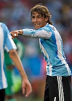 Gabriel Heinze of Argentina