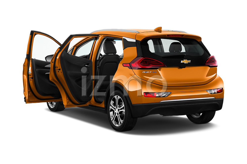 Car images of 2017 Chevrolet Bolt-EV Premier 5 Door Hatchback Doors