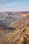 View from the Kelly Grade Overlook in the Grand Staircase-Escalante National Monument, Utah, USA