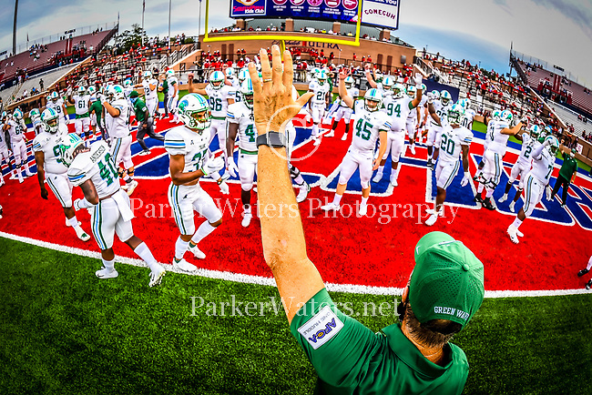 Tulane tops South Alabama, 27-24, to begin the 2020 football season.