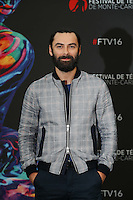 Aidan TURNER - PHOTOCALL 'POLDARK' - 56E FESTIVAL DE TELEVISION DE MONTE-CARLO