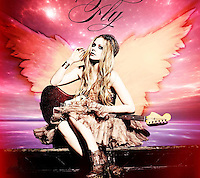 """Check out the awesome artwork for Avril Lavigne's next single """"Fly""""!<br /> <br /> The 30-year-old singer's single is set to be released next week on Thursday, April 16.<br /> <br /> """"So excited to release #Fly to support @SpecialOlympics w/ @AvrilFoundation next week!! Check out cover art! #reachup,"""" Avril tweeted about the song.<br /> <br /> If you weren't aware, all proceeds from sales of the song will be donated to the Special Olympics.<br /> <br /> 75596<br /> EDITORIAL USE ONLY"""