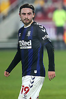 Patrick Roberts of Middlesbrough during Brentford vs Middlesbrough, Emirates FA Cup Football at the Brentford Community Stadium on 9th January 2021