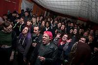 Band Lineup: Tarantism, Malarkey, Friendly Fire Band, Brassick, DJ Stalingrad<br /> Warehouse Dance, Blotto's, Floodgate Street, Digbeth, Birmingham, 25th Nov 2017,