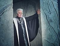 Le temps des cathedrales , version 2020 avec Daniel Lavoie<br /> <br /> PHOTO :  Agence Quebec Presse