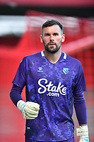 Ben Foster of Watford FC  during Stevenage vs Watford, Friendly Match Football at the Lamex Stadium on 27th July 2021
