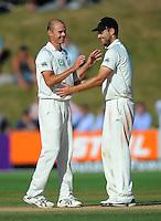 110119 International Test Cricket - NZ Black Caps v Pakistan