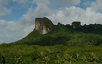 THE ENTRANCE TO POHNPEI
