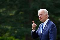 Joe Biden departs to Michigan