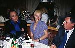 BERNARDO BERTOLUCCI<br /> FESTA ARPAGONE AL JACKIE O' ROMA 1997