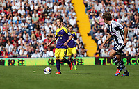 Sunday 01 September 2013<br /> Pictured: Pablo Hernandez of Swansea<br /> Re: Barclay's Premier League, West Bromwich Albion v Swansea City FC at The Hawthorns, Birmingham, UK.